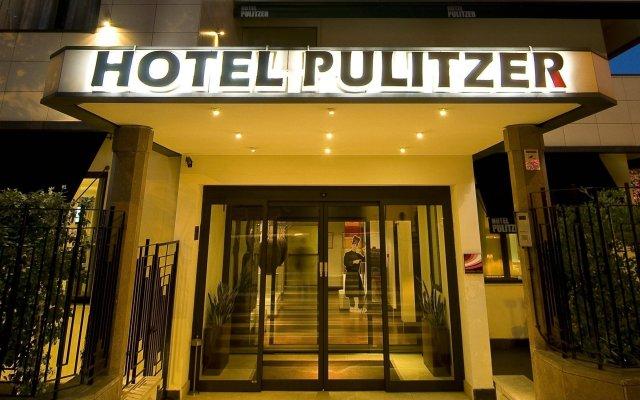 Отель Pulitzer Италия, Рим - 1 отзыв об отеле, цены и фото номеров - забронировать отель Pulitzer онлайн вид на фасад