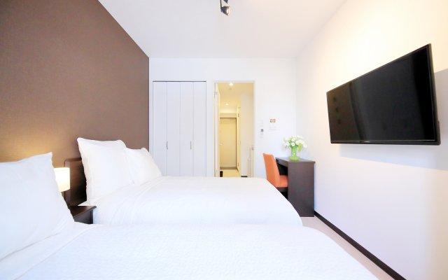 Отель Grandouce Hakata Хаката комната для гостей