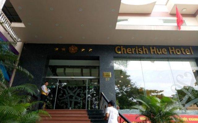 Cherish Hotel вид на фасад