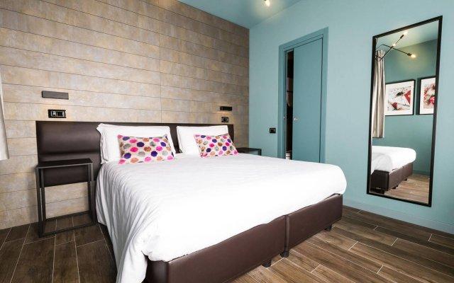 Globus Urban Hotel комната для гостей