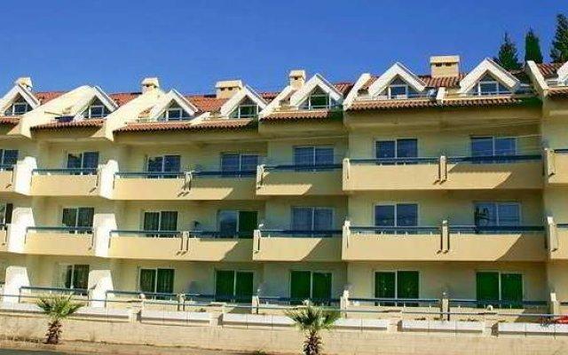 Апартаменты Highlife Apartments вид на фасад