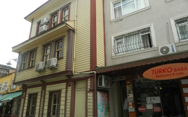 Отель Home Sultanahmet вид на фасад