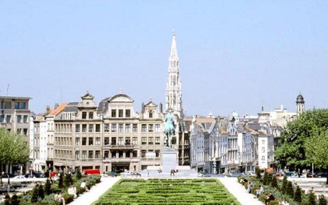 Апартаменты Marriott Executive Apartments Brussels, European Quarter вид на фасад