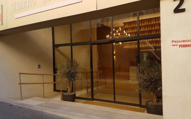 Отель Salamanca City Center Испания, Мадрид - отзывы, цены и фото номеров - забронировать отель Salamanca City Center онлайн вид на фасад