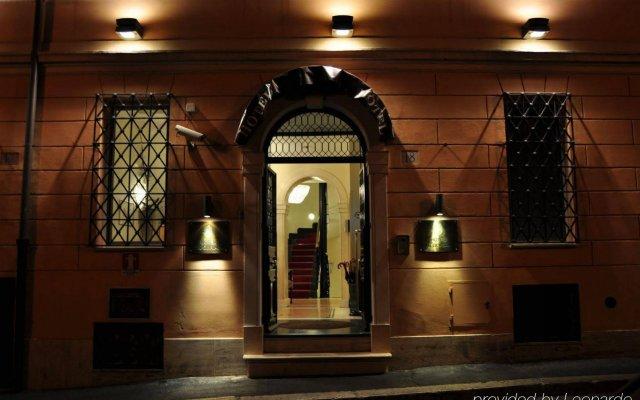 Отель Gregoriana Италия, Рим - отзывы, цены и фото номеров - забронировать отель Gregoriana онлайн вид на фасад