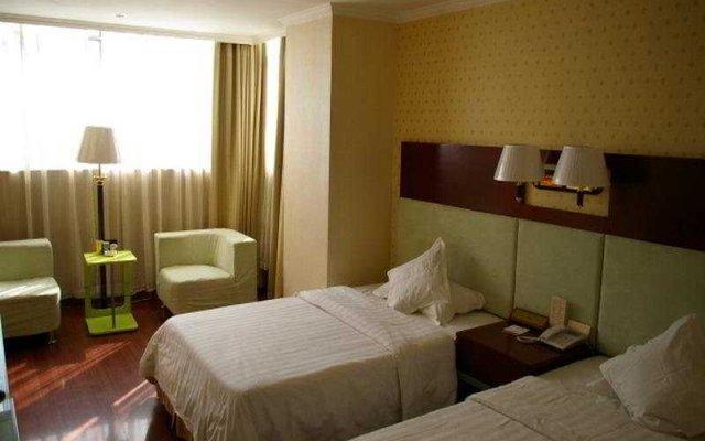 Отель CANAAN Сиань комната для гостей