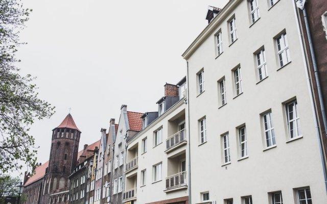 Отель Midtown Apartments Польша, Гданьск - отзывы, цены и фото номеров - забронировать отель Midtown Apartments онлайн вид на фасад