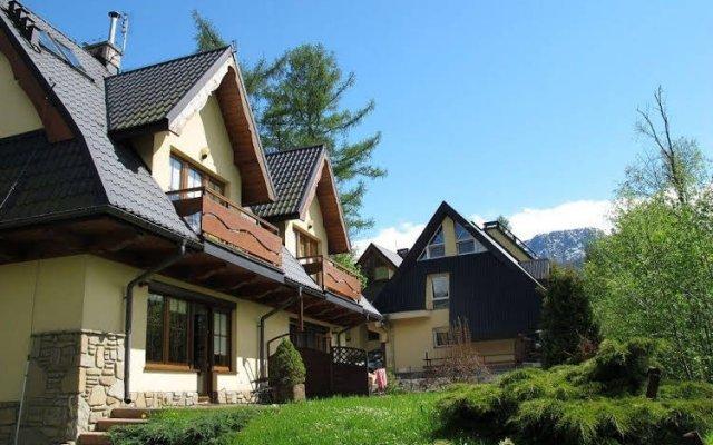 Отель Sunshine Chalet Польша, Закопане - отзывы, цены и фото номеров - забронировать отель Sunshine Chalet онлайн вид на фасад