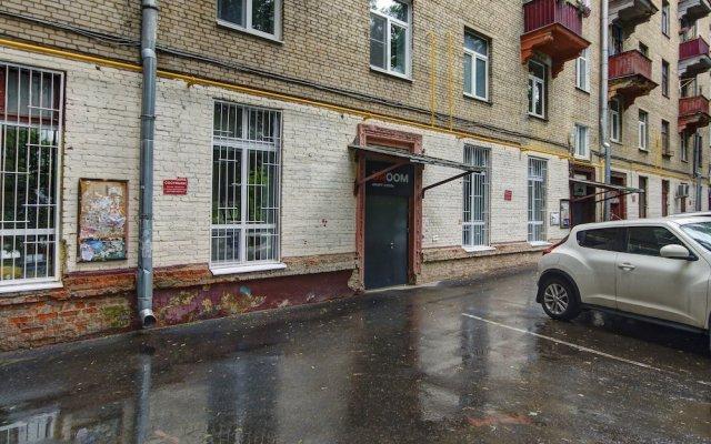 Гостиница Апарт-отель URoom на Первомайской в Москве отзывы, цены и фото номеров - забронировать гостиницу Апарт-отель URoom на Первомайской онлайн Москва вид на фасад