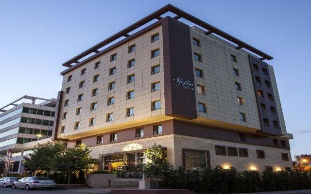 Safir Hotel Турция, Газиантеп - отзывы, цены и фото номеров - забронировать отель Safir Hotel онлайн вид на фасад