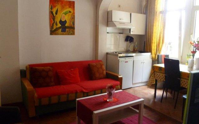 Отель Residenza Galatea Бельгия, Брюссель - отзывы, цены и фото номеров - забронировать отель Residenza Galatea онлайн комната для гостей