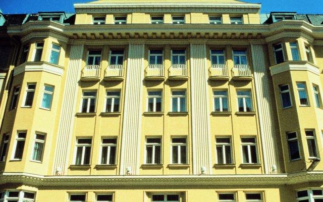Отель City Central Австрия, Вена - 1 отзыв об отеле, цены и фото номеров - забронировать отель City Central онлайн вид на фасад