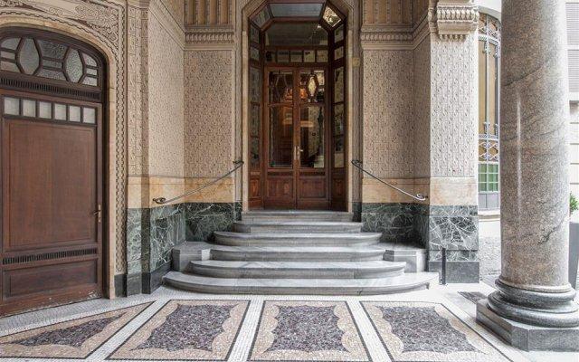 Отель Milan Royal Suites Magenta & Luxury Apartments Италия, Милан - отзывы, цены и фото номеров - забронировать отель Milan Royal Suites Magenta & Luxury Apartments онлайн вид на фасад