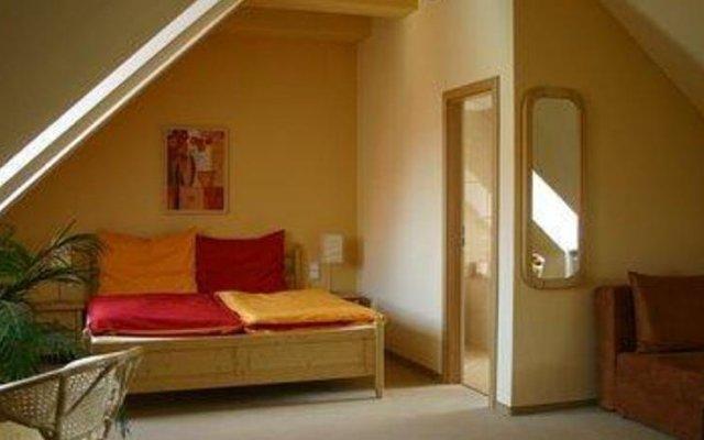 Отель Barbarossa Чехия, Хеб - отзывы, цены и фото номеров - забронировать отель Barbarossa онлайн комната для гостей