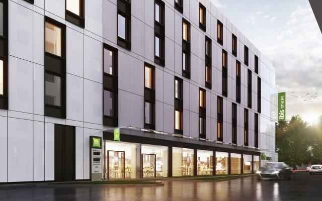 Отель ibis Styles Warszawa Centrum (Opening November 2018) вид на фасад