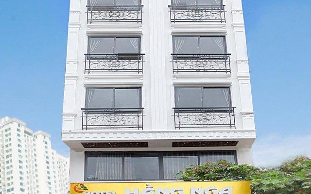 Отель Hang Nga 1 Hotel Вьетнам, Нячанг - отзывы, цены и фото номеров - забронировать отель Hang Nga 1 Hotel онлайн вид на фасад