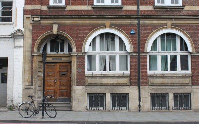Отель SO Kings Cross вид на фасад