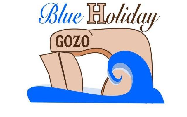 Отель Blue Holiday Gozo вид на фасад
