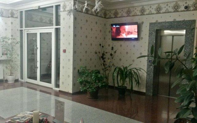 Аврора Отель вид на фасад