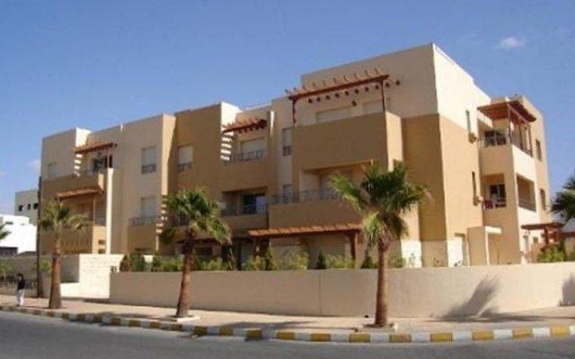 Отель Villa Al Humam вид на фасад