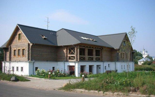 Гостиница Стромынка в Суздале - забронировать гостиницу Стромынка, цены и фото номеров Суздаль вид на фасад