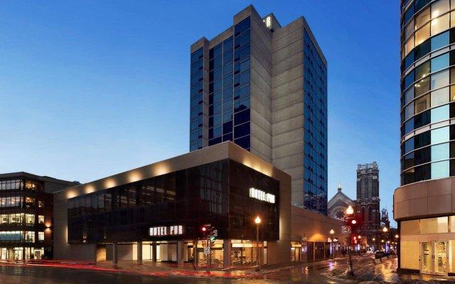 Отель PUR Quebec, a Tribute Portfolio Hotel Канада, Квебек - отзывы, цены и фото номеров - забронировать отель PUR Quebec, a Tribute Portfolio Hotel онлайн вид на фасад