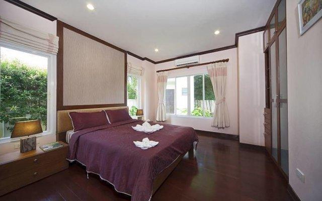 Отель Villa Wanlay One комната для гостей
