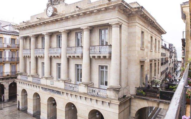 Отель Rogers House вид на фасад