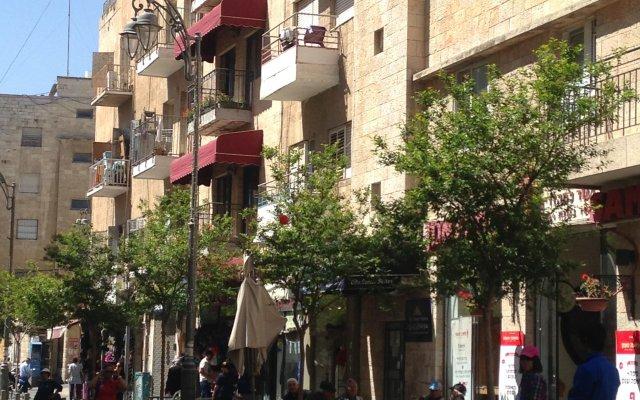 La Perle Boutique Hotel Израиль, Иерусалим - отзывы, цены и фото номеров - забронировать отель La Perle Boutique Hotel онлайн вид на фасад