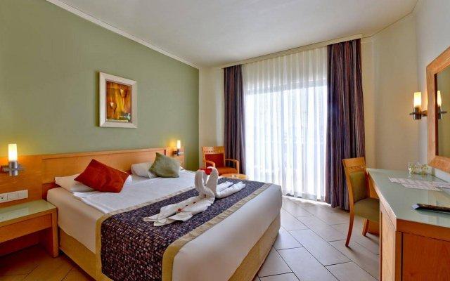Отель Side Mare Resort & Spa Сиде комната для гостей