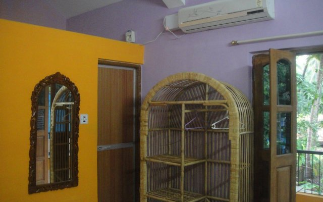 The Orange House in Anjuna, India from 18$, photos, reviews - zenhotels.com hotel front