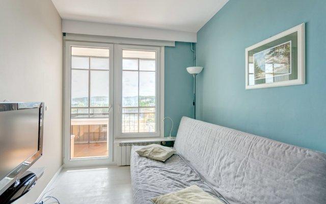 Апартаменты Dom & House - Level Eleven Apartment Sea View комната для гостей
