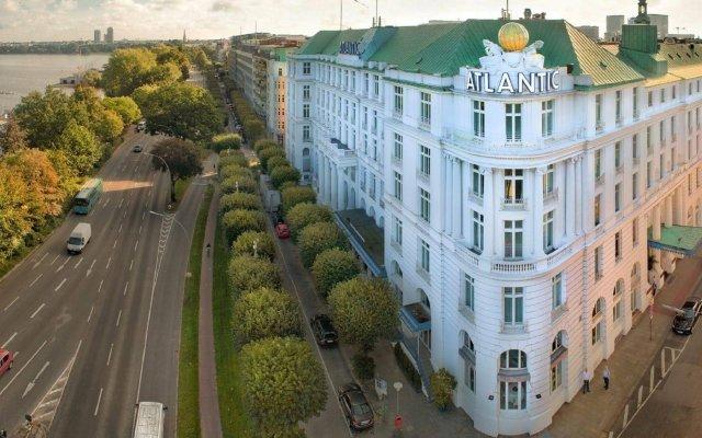 Отель Atlantic Kempinski Hamburg Германия, Гамбург - 2 отзыва об отеле, цены и фото номеров - забронировать отель Atlantic Kempinski Hamburg онлайн