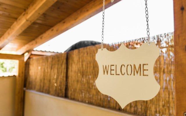 Отель Tourist House Италия, Остия-Антика - отзывы, цены и фото номеров - забронировать отель Tourist House онлайн вид на фасад