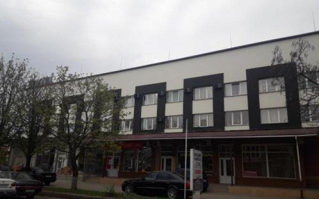 Гостиница Иршава Свалява вид на фасад