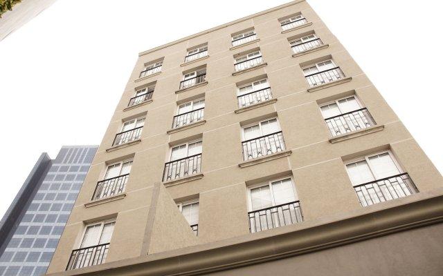 Отель Isaaya Hotel Boutique by WTC Мексика, Мехико - отзывы, цены и фото номеров - забронировать отель Isaaya Hotel Boutique by WTC онлайн вид на фасад