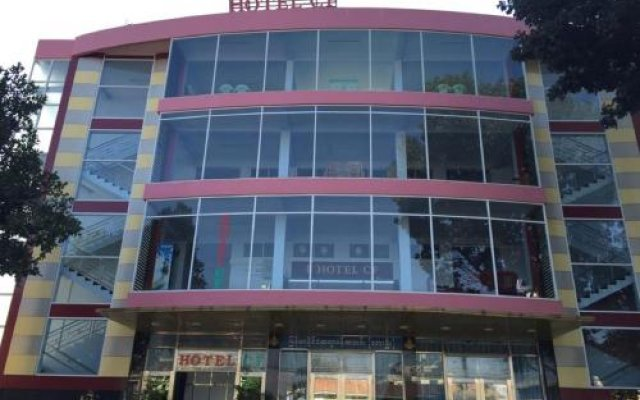 Hotel CF Lashio - Burmese Only вид на фасад