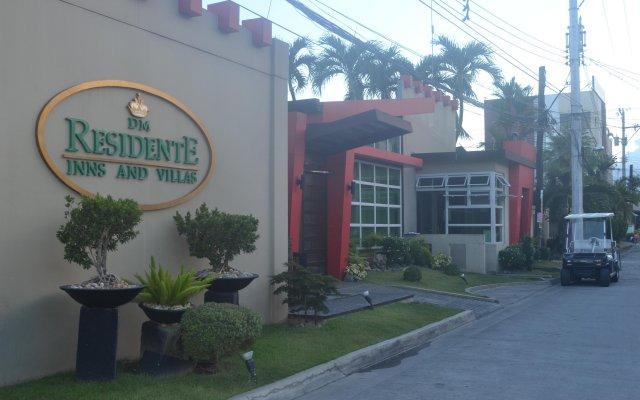Отель DM Residente Resort Филиппины, Пампанга - отзывы, цены и фото номеров - забронировать отель DM Residente Resort онлайн вид на фасад