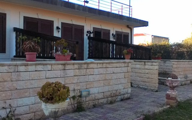 Отель Residence Nuovo Messico Италия, Аренелла - отзывы, цены и фото номеров - забронировать отель Residence Nuovo Messico онлайн вид на фасад