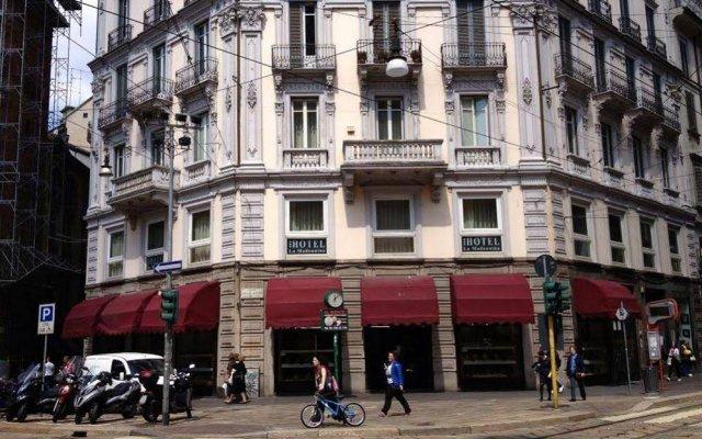 Отель La Madonnina Италия, Милан - 1 отзыв об отеле, цены и фото номеров - забронировать отель La Madonnina онлайн вид на фасад