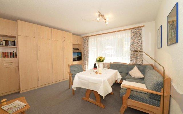 Отель Sport- und Familienhotel Riezlern комната для гостей