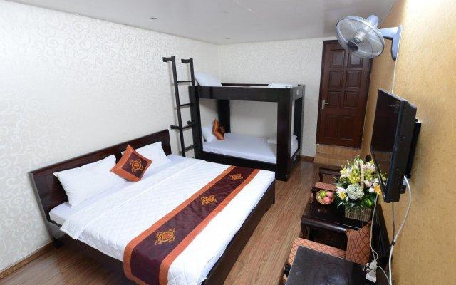 Hanoi Backpackers Hostel The Original Ханой комната для гостей