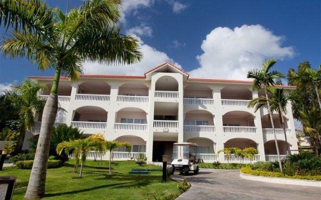 Отель Lifestyle Tropical Beach Resort & Spa All Inclusive вид на фасад