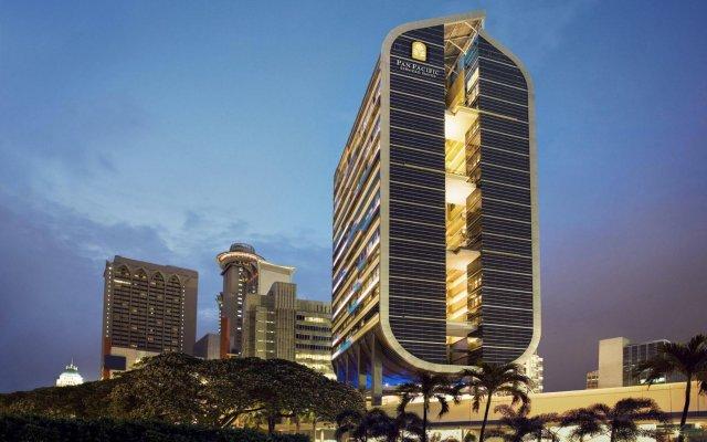 Отель Pan Pacific Serviced Suites Orchard, Singapore Сингапур, Сингапур - отзывы, цены и фото номеров - забронировать отель Pan Pacific Serviced Suites Orchard, Singapore онлайн вид на фасад