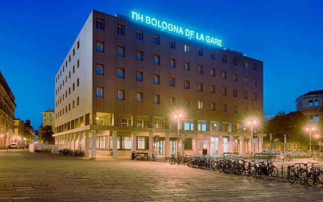 Отель NH Bologna De La Gare Италия, Болонья - 2 отзыва об отеле, цены и фото номеров - забронировать отель NH Bologna De La Gare онлайн вид на фасад