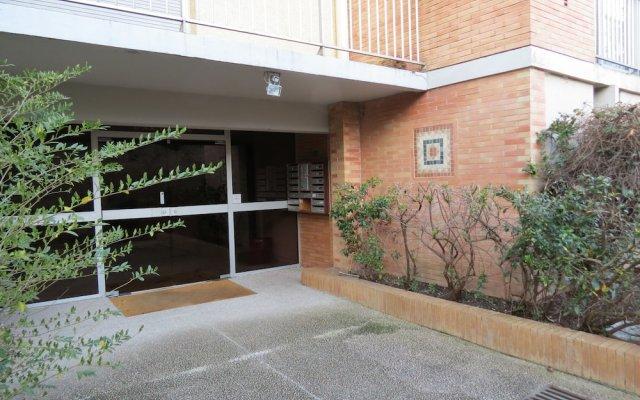 Отель Le Domaine de Chamma Rangueil Франция, Тулуза - отзывы, цены и фото номеров - забронировать отель Le Domaine de Chamma Rangueil онлайн вид на фасад