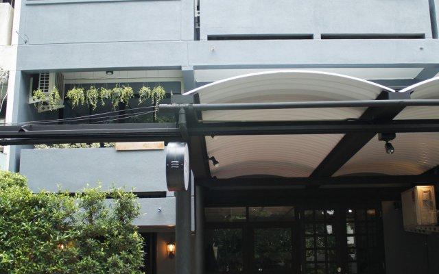 Отель NORTAS Бангкок вид на фасад