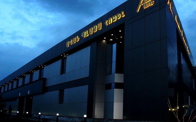 Отель Avan Plaza Армения, Ереван - отзывы, цены и фото номеров - забронировать отель Avan Plaza онлайн вид на фасад
