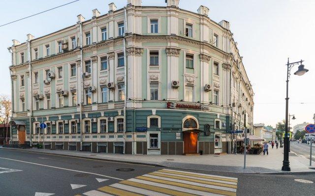 Гостиница Жилое помещение BRO в Москве 4 отзыва об отеле, цены и фото номеров - забронировать гостиницу Жилое помещение BRO онлайн Москва вид на фасад