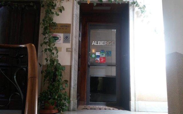Отель Albergo Astro Италия, Генуя - отзывы, цены и фото номеров - забронировать отель Albergo Astro онлайн вид на фасад